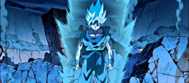 "Gokus neue offizielle Technik - ""Dragon Ball Super"""