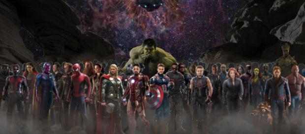 Infinity War tuvo un enlace con el videojuego Fortnite
