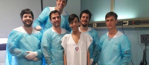 La investigación fue realizada por un grupo de investigadores italianos y alemanes, coordinados por el Prof. Ildiko Szabo.
