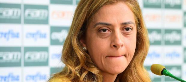 Leila Pereira, presidente da Crefisa