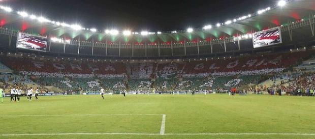 Mesmo atravessando dificuldades, Fluminense busca avançar na Sul-Americana (Foto: Reprodução/Lancepress)