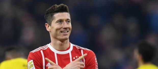 Robert Lewandowski is Bayern Munich's Champions League spearhead - inews.co.uk