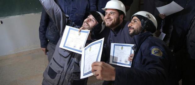 US Halts Funding for White Helmets in Syria – Reports - Sputnik ... - sputniknews.com