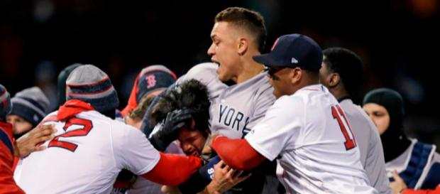 Yankees, Red Sox brawl at Fenway Park | Newsday - newsday.com
