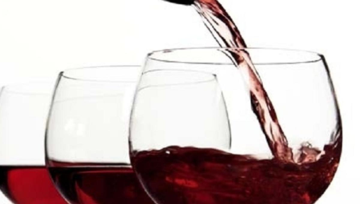 sirve el vino tinto para adelgazar