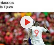 Na véspera do clássico mais agitado do Rio, Julio do Santos trata de colocar mais fogo na disputa (Fonte: FoxSports)