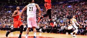 Bench comes up big as Toronto Raptors edge Denver Nuggets 114-110 - timescolonist.com