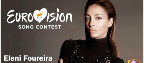 ELENI FOUREIRA REPRESENTARÁ A CHIPRE EN EUROVISIÓN 2018 - blogspot.com