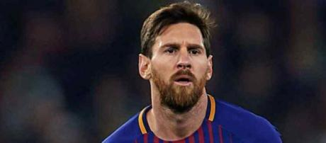 Lionel Messi já pensa na próxima época