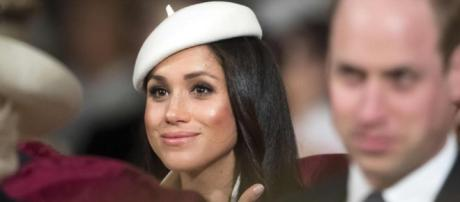 Meghan Markle, photo credit: BN Library