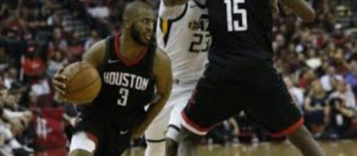 Chris Paul fait le show dans le game 5 contre Utah