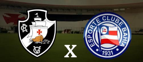 Copa do Brasil: Bahia x Vasco ao vivo