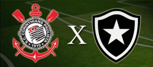 Copa do Brasil Sub-20: Corinthians x Botafogo ao vivo (foto reprodução).