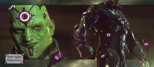 Fantastic Brainiac Fan-Art Design — GeekTyrant - geektyrant.com