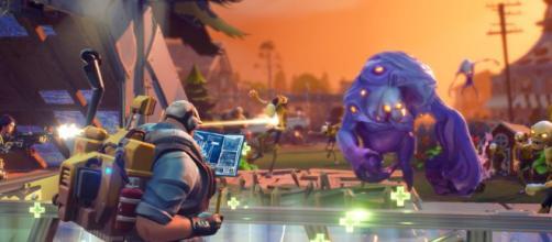 Fortnite de Epic Games obtiene un nuevo avance del juego, capturas de pantalla - technobuffalo.com