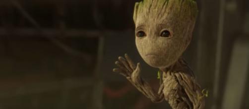 """Groot's last words in """"Avengers: Infinity War"""" revealed - [Image via Looper/YouTube Screenshot]"""