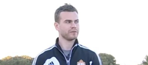 Igor Akinfeev interview. - [VIDEOCSKA1911 / YouTube screencap]