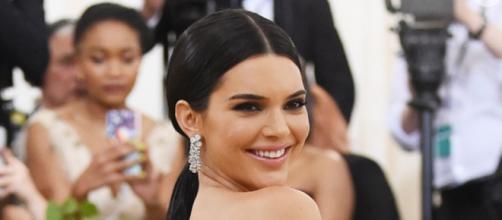 Kendall Jenner foi uma das estrelas do MET Gala
