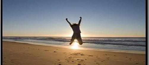 La felicidad es un sentimiento tangible