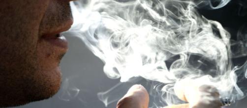 La nicotina es 10 veces más adictiva que la heroína. Public Domain.