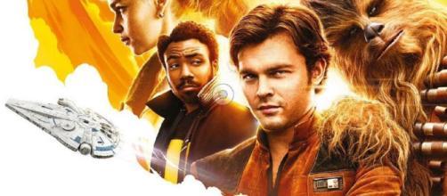 los nombres de los nuevos personajes de la película de Han Solo - latercera.com