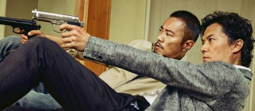 Manhunt es una excelente película por parte de John Woo