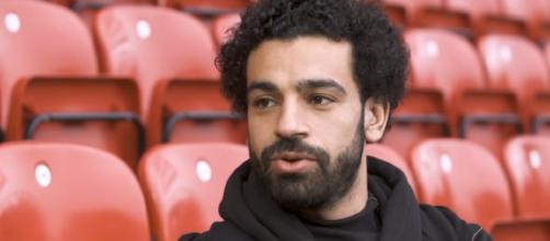 Mohamed Salah interview. - [CNN / YouTube screencap]