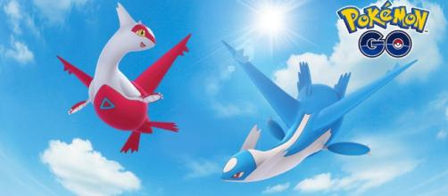 New Pokemon Go Legendary: Latios And Latias Now Available - GameSpot - gamespot.com