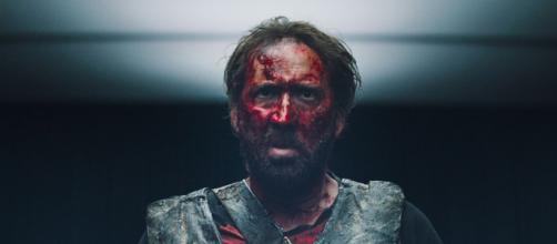 Nicolas Cage en nueva película de terror Mandy