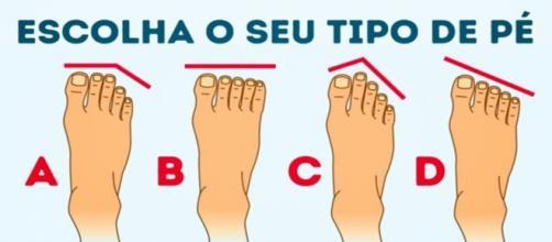 O formato dos dedos do pé pode dizer mais sobre sua personalidade