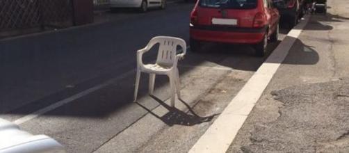 Parcheggio fai da te, illecito occupare la sede stradale con una ... - ilmessaggero.it