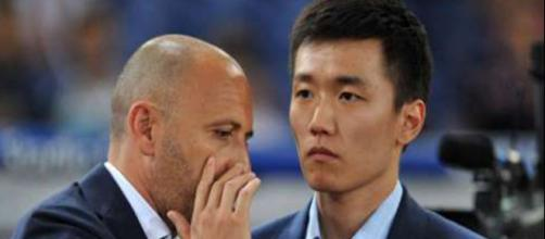 Piero Ausilio e Steven Zhang: sta nascendo la nuova Inter