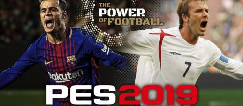 Pro Evolution Soccer 2019 - Konami