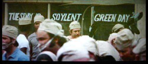 A 'Soylent Green' sequel may or may not make it to the big screen. [image source: bandita - Flickr]