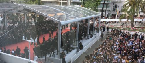 Tapis rouge de l'Ouverture du 71ème Festival de Cannes