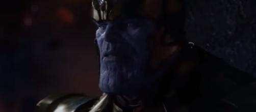 Thanos has arrived. - [Marvel / YouTube screencap]