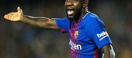 Umtiti espera salir pronto del Barcelona