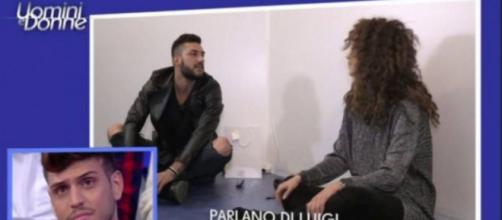 Uomini e Donne, nuova accesa discussione tra Sara Afi Fella e Lorenzo Riccardi