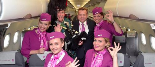 Wow Air offre 3.300 Euro al mese per viaggiare nel mondo