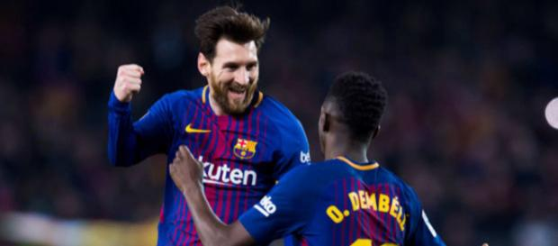 Arsenal News: Barcelona star Lionel Messi 'vetoes' Ousmane Dembele ... - dailystar.co.uk