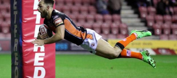 Castleford will still be without influential half-back for this weekend's Challenge Cup. Image Source - shropshirestar.com