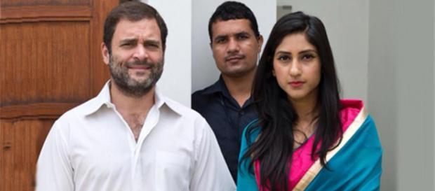 Congress MLA Aditi Singh says Rahul Gandhi is propaganda dgtl-bela.in (Image via India Tv)