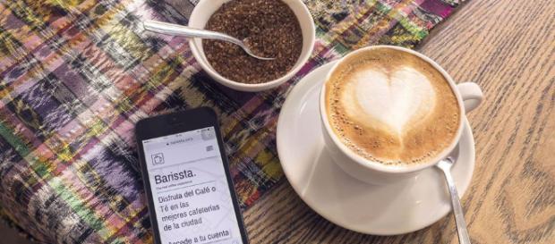 De un café a una cafetería....