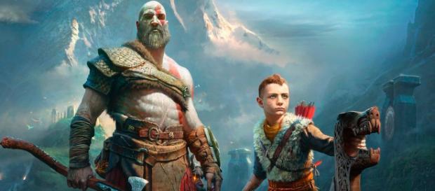 God of War (literalmente en español Dios de la Guerra) es una serie de videojuegos en 3.ª persona creada por SCE Santa Monica Studio.