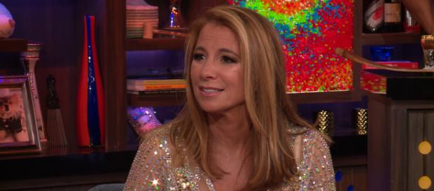 Jill Zarin appears on 'Watch What Happens Live.' [Photo via Bravo/YouTube]