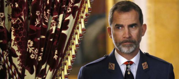El Rey Felipe VI toca fondo con una bochornosa jugarreta a media España