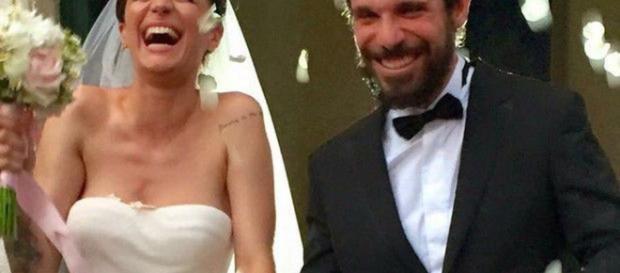 Marco Bocci sta meglio e la moglie Laura Chiatti gli dedica un post dolcissimo