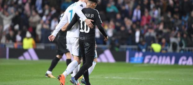 Neymar quiere irse al Real Madrid