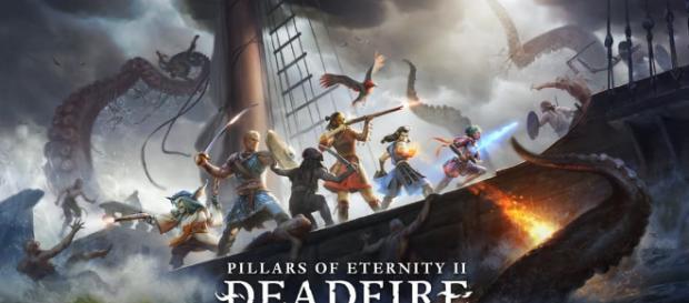Pillars of Eternity II: Deadfire está siendo un juego muy llamativo