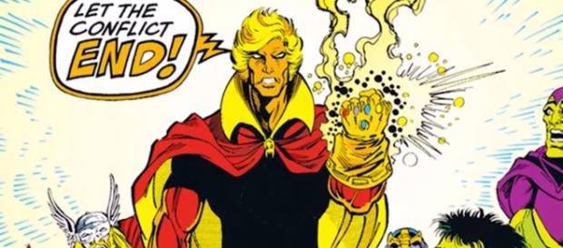 Why Adam Warlock was CUT from Avengers: Infinity War [Image Credit: Hybrid Network/YouTube screencap]